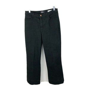 NYDJ Not Your Daughters Black Boot Cut Jeans 10